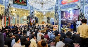 گزارش تصویری مراسم سالگرد رحلت امام خمینی (ره)