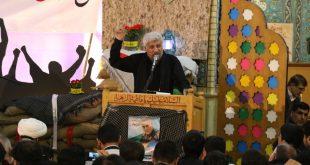 ویژه برنامه یادواره ۲۱۰ شهید حسینه بنی فاطمه