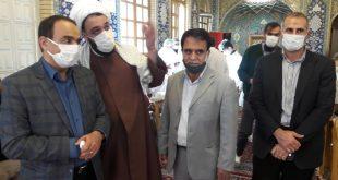 بازدید رئیس ستاد بحران استان از موکب سلامت شهدای بنی فاطمه